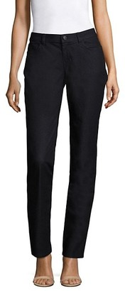 Lafayette 148 New York Wooster Mid-Rise Skinny Jeans