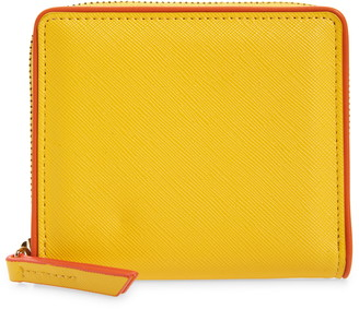 Nordstrom Faux Leather French Wallet