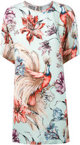 Fausto Puglisi floral print dress - women - Silk - 42