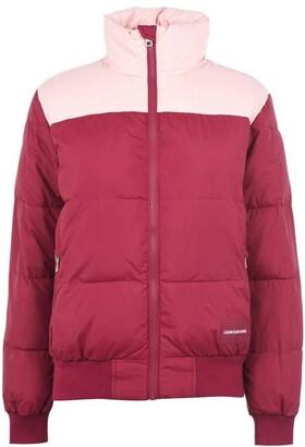 Calvin Klein Jeans Block Puffer Jacket