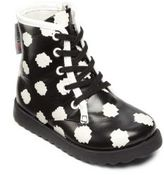 Sophia Webster Baby's, Toddler's & Kid's Mini Wiley Polka Dot Leather Boots