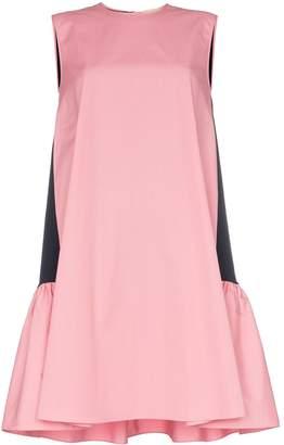 Roksanda Fuji sleeveless trapeze dress