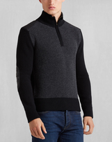 Belstaff Eyston Sweater Black