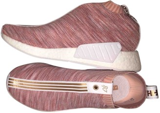 adidas Nmd Pink Cloth Trainers