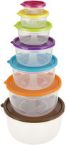 Asstd National Brand 14-Piece Round Food Storage Set