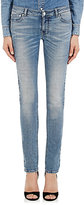 Givenchy Women's Star-Detailed Jeans-BLUE