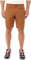 Brixton Parker Standard Fit Five-Pocket Shorts