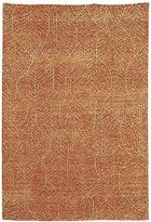 Martha Stewart Foliage Harvest Wool Rug (8' X 10')