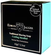 Jagger Cooling Menthol Traditional Shaving Soap by Edwin 2.3oz Shave Soap)