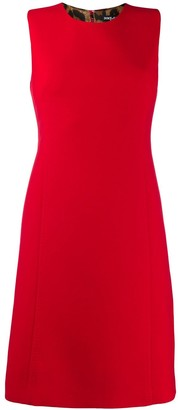 Dolce & Gabbana Sleeveless Fitted Dress