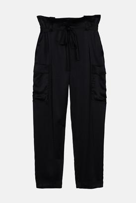 L'Agence Black Roxy Pant