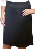 Kosher Casual Women's Modest Mesh Sports Skirt XL