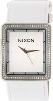 Nixon Women's Portrait A304370 Leather Quartz Watch