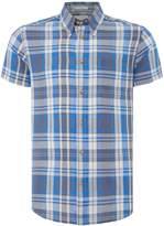 Wrangler Men's Check Short Sleeve Shirt