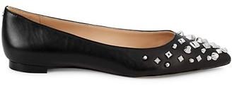 Sam Edelman Savana Embellished Skimmer Flats