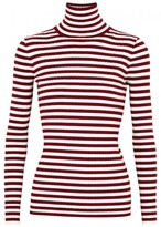 Demy Lee Ally Striped Wool Blend Jumper