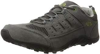 Bruetting Unisex Adults' Release Low-Top Sneakers, Grey (Grau/Gruen Grau/Grün)