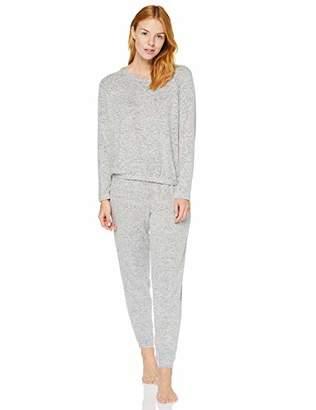 Iris & Lilly ASW-019 Lounge wear Womens, (Grey), (Size:XL)
