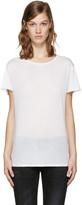 R 13 White Classic T-shirt