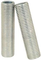 Westinghouse Four 1-1/2 in. Metallic Silver Nipples