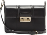 Lanvin Jiji leather shoulder bag