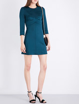 Sandro Structured jersey dress