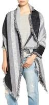 Collection XIIX Women's Retro Bias Knit Wrap