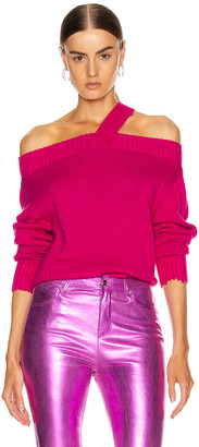 RtA Beckett Sweater in Magenta | FWRD