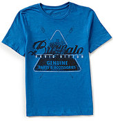 Buffalo David Bitton Big Boys 8-20 Short-Sleeve Tee