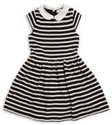 Kate Spade Little Girl's Kimberly Striped Dress