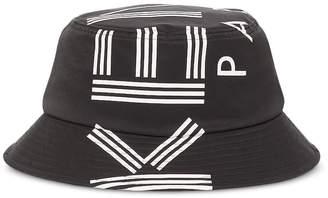 Kenzo Nylon Sport Logo Rain Hat