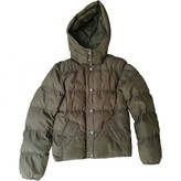 Woolrich Grey Polyester Jackets & Coats