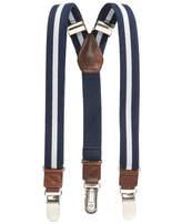 Nautica Boys' Rugby Stripe Suspenders