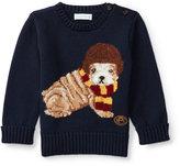 Ralph Lauren Dog Cotton-blend Sweater