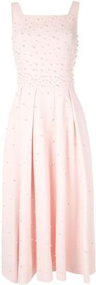 Copurs Embellished Flared Dress