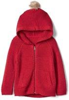 Gap Garter zip hoodie