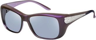 Foster Grant Haven Fits Over Daydream Diamond Sunglasses
