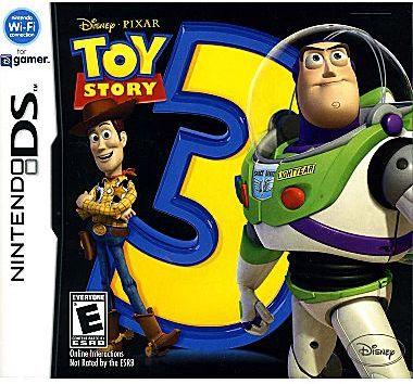 Nintendo DSTM Toy Story 3