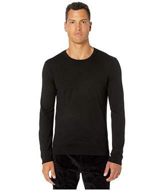 John Varvatos Collection Slim Fit Cashmere Crew Sweater Y2644V3