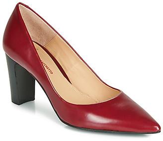 Perlato 11008-JAMAICA-ROUGE women's Heels in Red