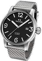 TW Steel Men's 'Maverick' Quartz Stainless Casual Watch, Color:Silver-Toned (Model: MB15)