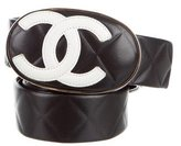 Chanel CC Ligne Cambon Belt