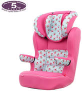 O Baby Obaby Group 2-3 Cottage Rose High Back Booster Seat