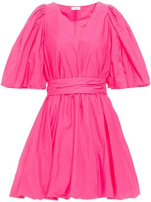 Rhode Resort Marni Gathered Cotton Dress