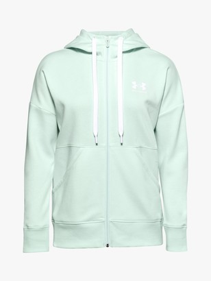 Under Armour Rival Fleece Full Zip Training Hoodie
