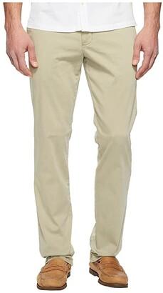 Tommy Bahama Boracay Flat Front Chino Pant (Khaki) Men's Casual Pants