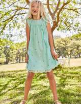 Boden Embroidered Party Dress