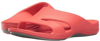 Aetrex Lynco Slide (Black) Women's Sandals
