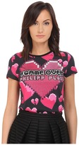 Philipp Plein Heart T-Shirt
