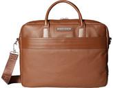 Tommy Hilfiger Morgan Briefcase Leather